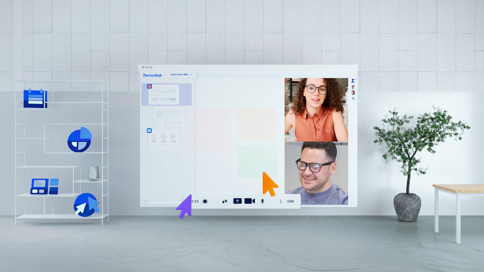 Demodesk-Conversation-Web-Based-Virtual-Display-Konvergenz-Studio