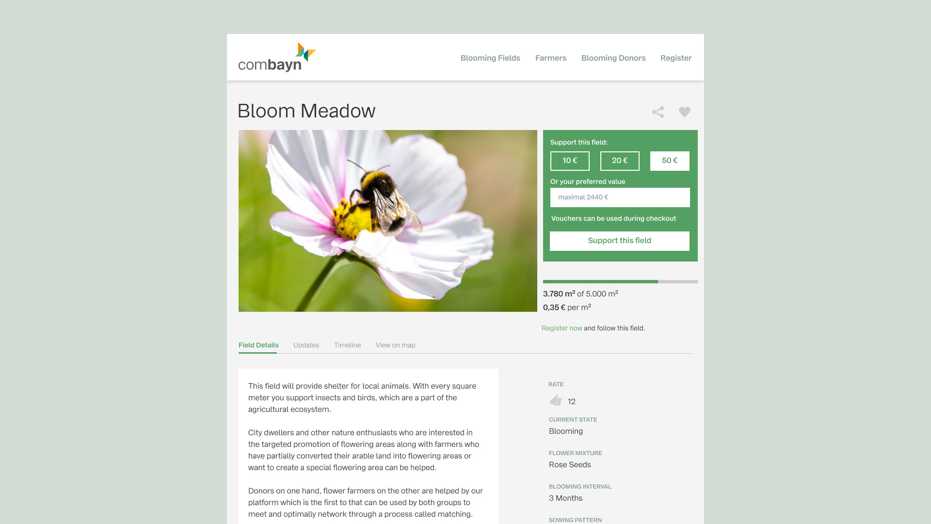 Combayn-Flower-Field-Design-Donation